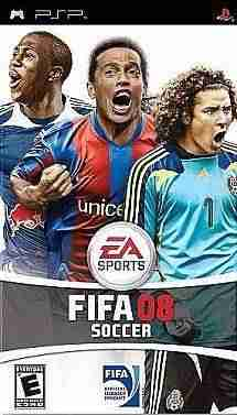 Descargar FIFA Soccer 08 [JAP] por Torrent